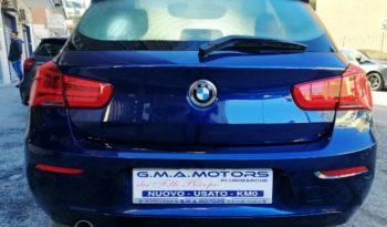 BMW 116D SPORT 5P full