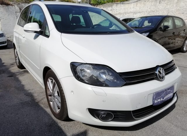 VOLKSWAGEN GOLF PLUS 1.6 TDI 105 HP HIGHLINE pieno
