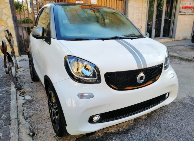 SMART FOR TWO PASSION AUTOMATICA full