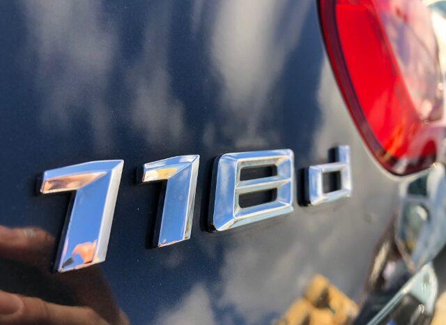 BMW SERIE 1 118D SPORT 5PT 150 CV pieno