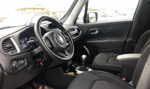JEEP RENEGADE 1.6 MJ 120HP LIMITED pieno